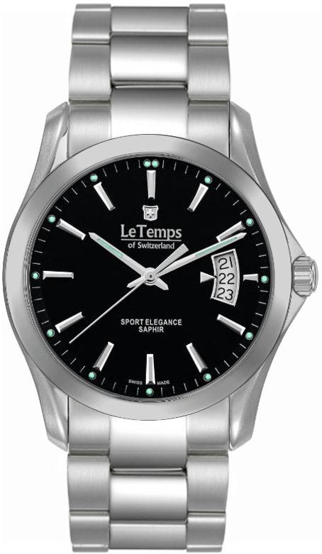 zegarek Le Temps LT1080.12BS01 - zdjęcia 1