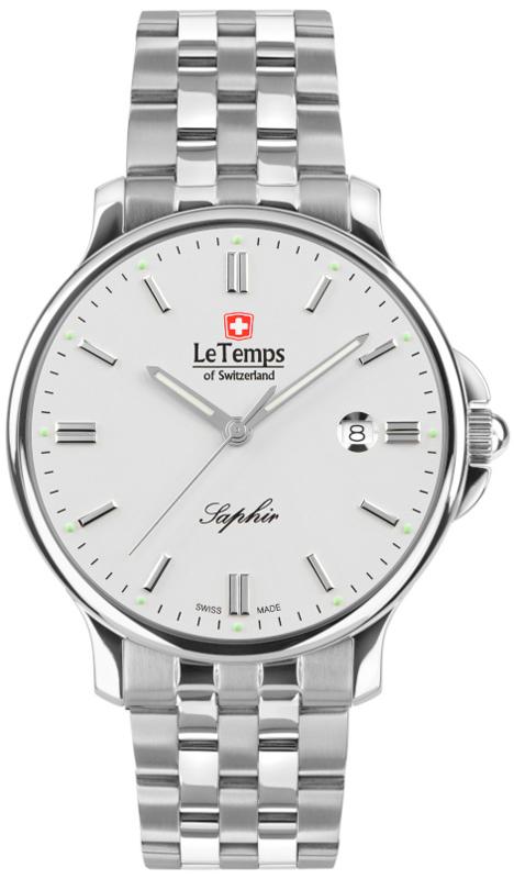 zegarek Le Temps LT1067.03BS01-POWYSTAWOWY - zdjęcia 1