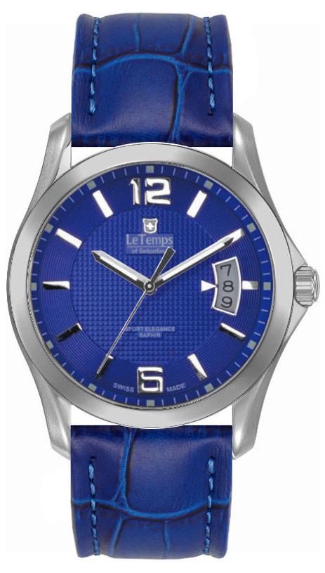 zegarek Le Temps LT1080.03BL03 - zdjęcia 1