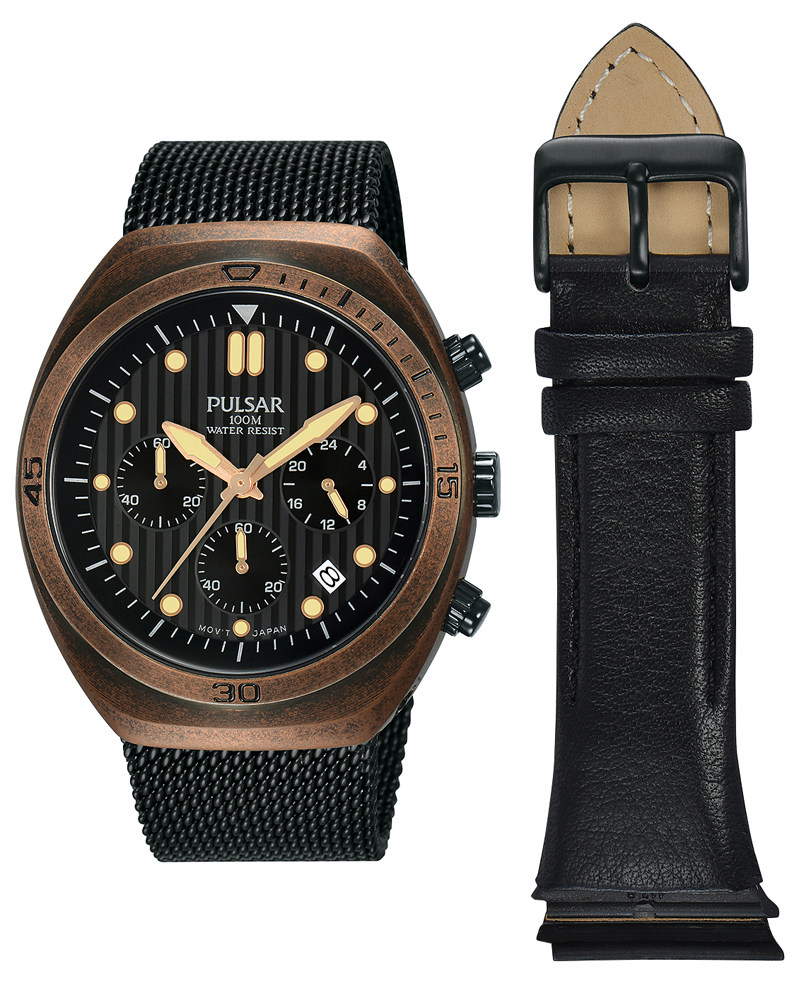 zegarek Pulsar PT3984X2 - zdjęcia 1