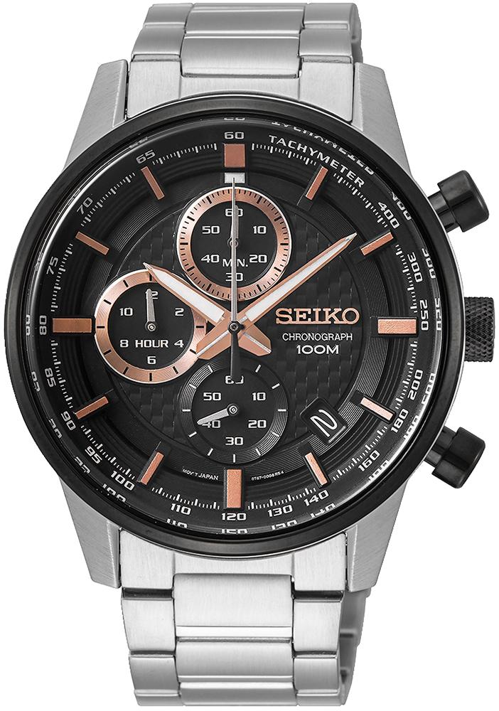 zegarek Seiko SSB331P1 - zdjęcia 1