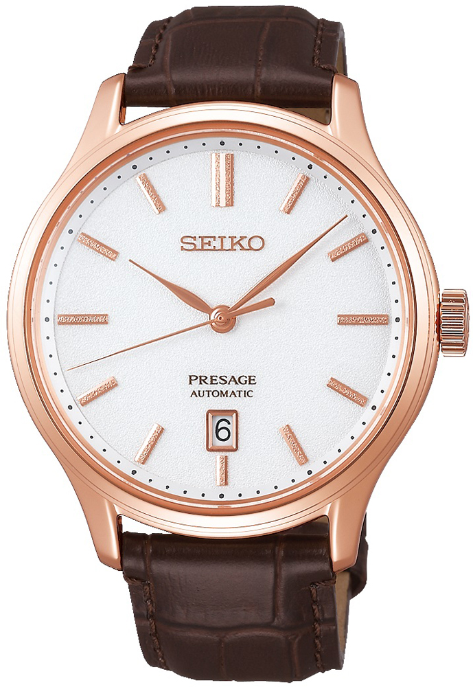 zegarek Seiko SRPD42J1 - zdjęcia 1