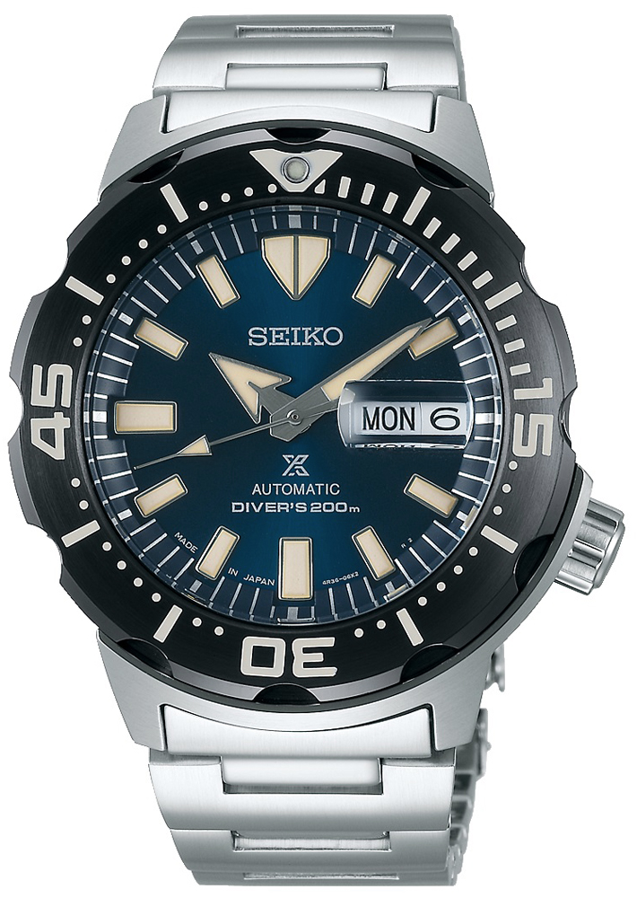 zegarek Seiko SRPD25K1 - zdjęcia 1