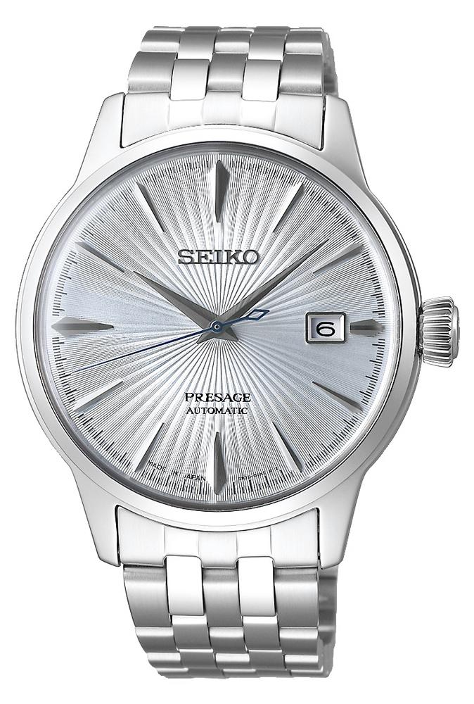 zegarek Seiko SRPE19J1 - zdjęcia 1