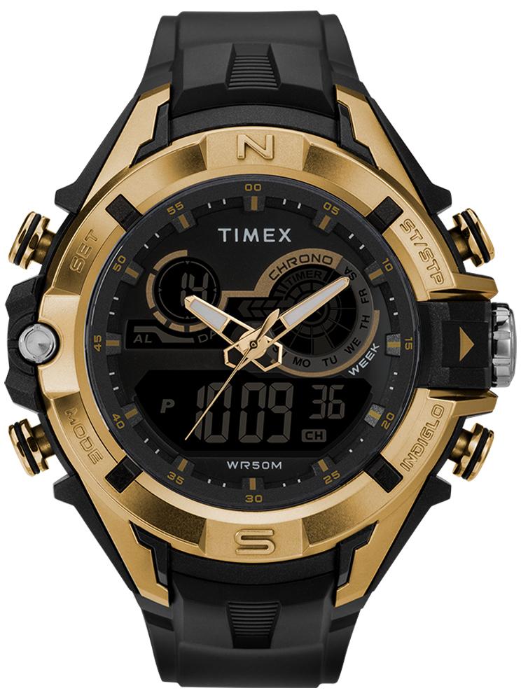 zegarek Timex TW5M23100-POWYSTAWOWY - zdjęcia 1