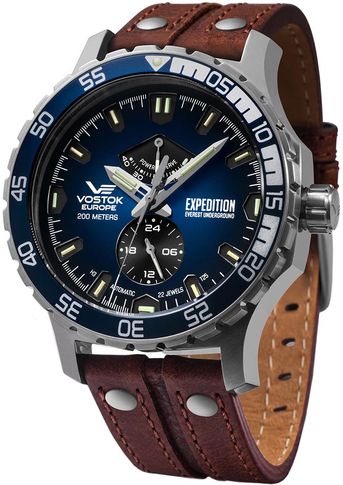 zegarek Vostok Europe YN84-597A545 - zdjęcia 1