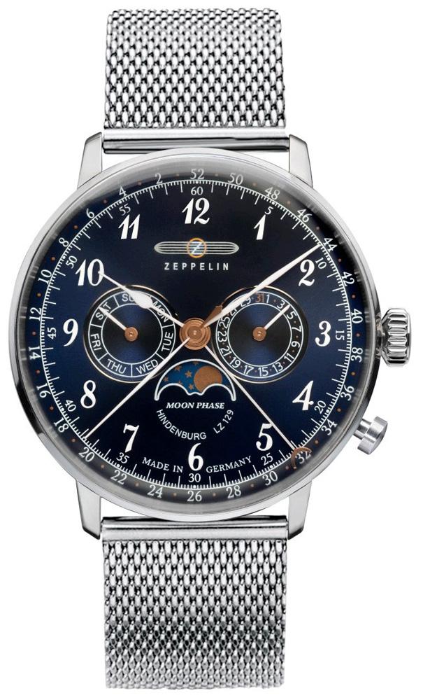 zegarek Zeppelin 7036M-3 - zdjęcia 1