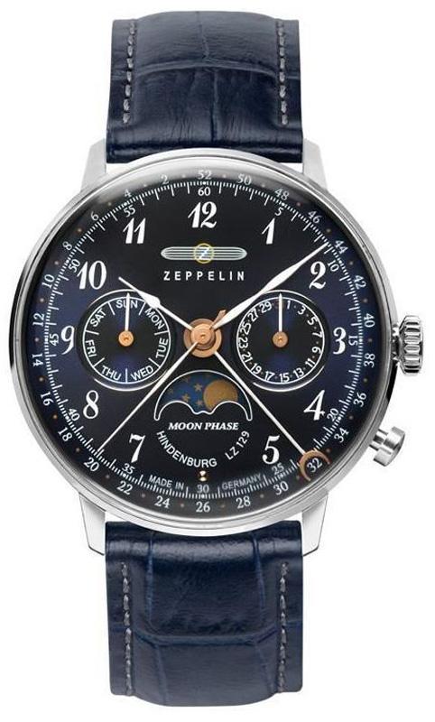 zegarek Zeppelin 7037-3 - zdjęcia 1