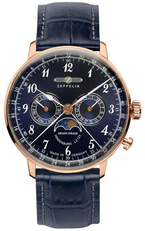 zegarek Zeppelin 7038-3 - zdjęcia 1
