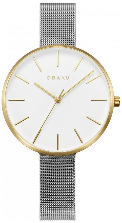 zegarek Obaku Denmark V211LXGIMC1 - zdjęcia 1