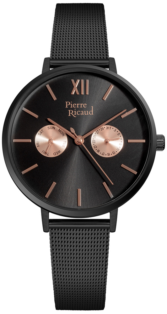 zegarek Pierre Ricaud P22110.B1R4QF - zdjęcia 1
