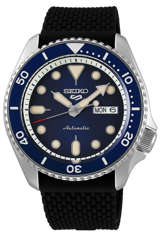 zegarek Seiko SRPD71K2 - zdjęcia 1