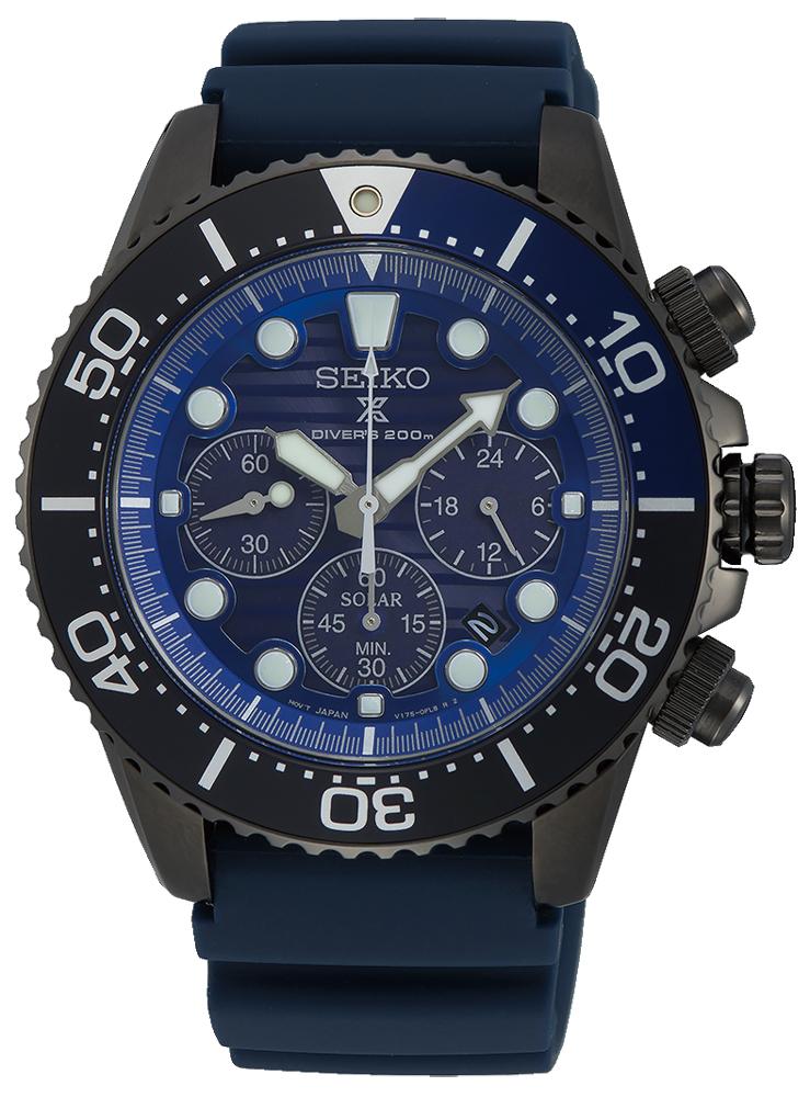 zegarek Seiko SSC701P1 - zdjęcia 1