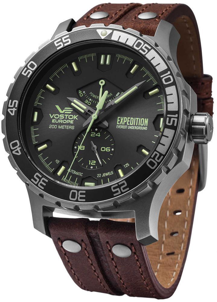 zegarek Vostok Europe YN84-597A543 - zdjęcia 1