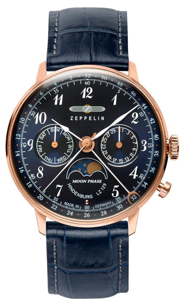 zegarek Zeppelin 7039-3 - zdjęcia 1