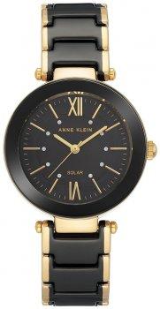 Zegarek  Anne Klein AK-3844BKGB-POWYSTAWOWY