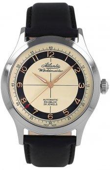 Zegarek  Atlantic 53754.41.93RBK
