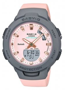 Zegarek  Casio BSA-B100MC-4AER