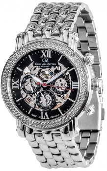 Zegarek  Carl von Zeyten CVZ0062BKMB