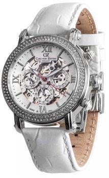 Zegarek  Carl von Zeyten CVZ0062WH