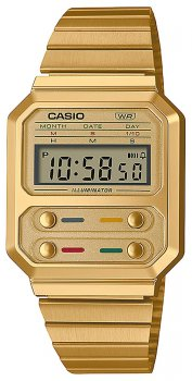Zegarek  Casio A100WEG-9AEF
