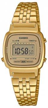 Zegarek  Casio LA670WETG-9AEF