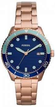 Zegarek  Fossil BQ3599