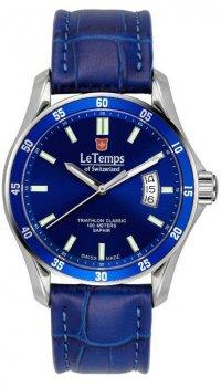 Zegarek męski Le Temps LT1078.13BL03