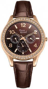 Zegarek damski Pierre Ricaud P21069.9B5GQFZ