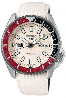 Zegarek  Seiko SRPF19K1