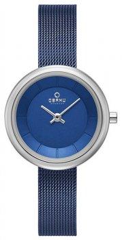 Zegarek  Obaku Denmark V146LCLML