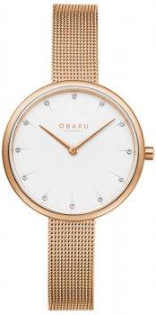 Zegarek  Obaku Denmark V233LXVIMV