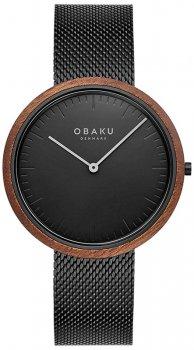 Zegarek  Obaku Denmark V245GXBBMB