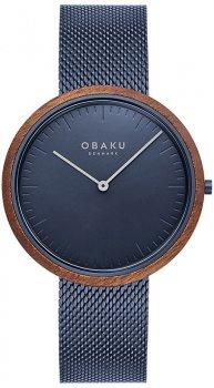 Zegarek  Obaku Denmark V245GXLLML