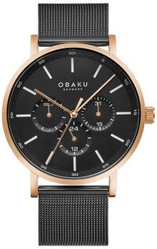Zegarek  Obaku Denmark V246GMVBMB
