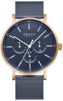 Zegarek  Obaku Denmark V246GMVLML