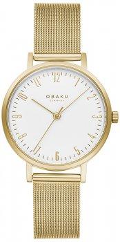 Zegarek  Obaku Denmark V248LXGIMG