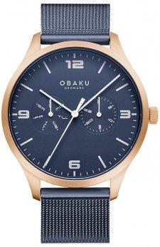 Zegarek  Obaku Denmark V249GMVLML