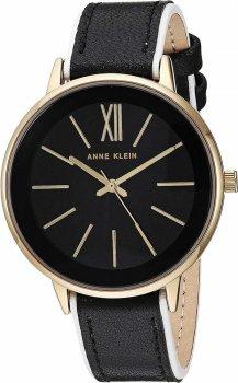 Zegarek damski Anne Klein AK-3252BKWT