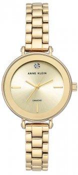 Zegarek damski Anne Klein AK-3386CHGB