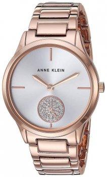 Zegarek damski Anne Klein AK-3416SVRG