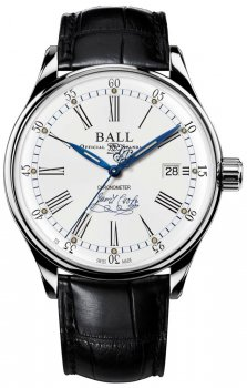 Zegarek  Ball NM3288D-LL2CJ-WH