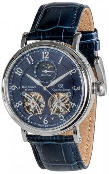 Zegarek męski Carl von Zeyten CVZ0054BL