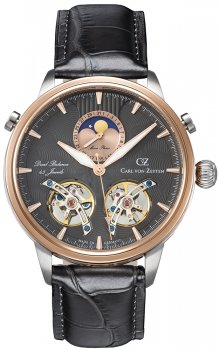 Zegarek męski Carl von Zeyten CVZ0060RGU