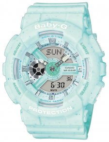 Zegarek damski Casio BA-110PI-2AER