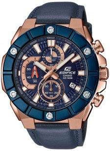 Zegarek męski Casio EFR-569BL-2AVUEF