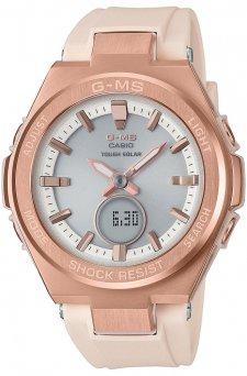Zegarek damski Casio MSG-S200G-4AER