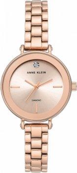 Zegarek damski Anne Klein AK-3386RGRG