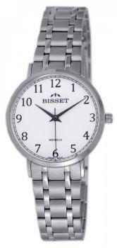 Zegarek  Bisset BSBE70SAWX03BX-POWYSTAWOWY