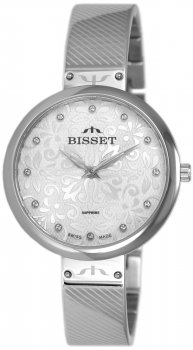 Zegarek damski Bisset BSBF20SISX03BX